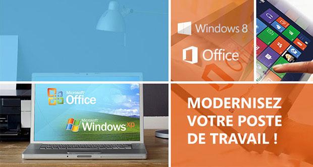 Migration Windows XP
